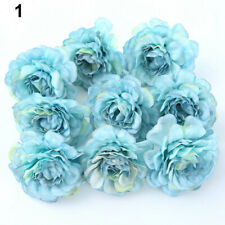 10Pcs Handmade Wreath Artificial Flower Silk Hydrangea DIY Wedding Party Supply