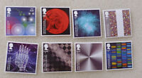 2015 UK SET OF 8 DIGITAL INVENTIONS MINT STAMPS