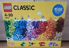 Lego® 10717 Classic 1.500 Bausteine NEU OVP