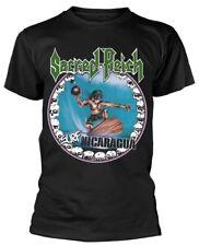 Sacred Reich 'Surf Nicaragua' T-Shirt-Nuevo Y Oficial!