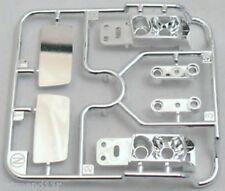 Tamiya 1/14 Scania R470 R620 N Parts 9115179 Chrome Lights Backs and Mirrors