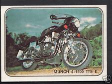 Panini Sticker -  Moto Sport 1979 Sticker No 317 - Munch 4-1300 TTS E
