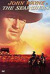 The Searchers (DVD) Starring John Wayne  (Read the  Description)