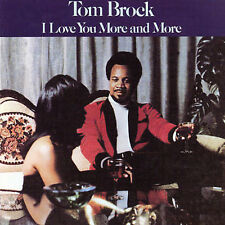 1 CENT CD I Love You More And More - Tom Brock IMPORT/HIS ONLY ALBUM/SUPER RARE