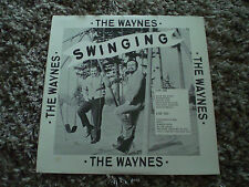 The Waynes Swinging ~ Extremely Rare LP ~ Vanco Records ~ Fast Shipping!