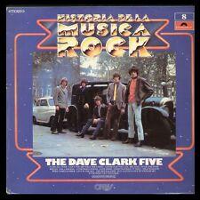 THE DAVE CLARK FIVE - SPAIN LP POLYDOR 1981 - HISTORIA DE LA MUSICA ROCK 8