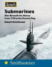 Jane's Submarines: War Beneath the Waves from 1776 to the Present Day-ExLibrary
