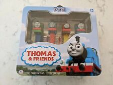 Thomas And Friends Pez Collectible Tin Set