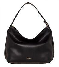 Calvin Klein Borsa A Tracolla Suave Hobo Bag Black