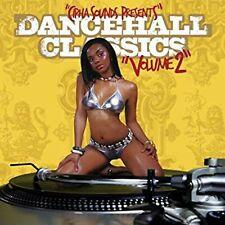 Dancehall Classics Vol.2 By DJ Cipha Sounds , Music CD