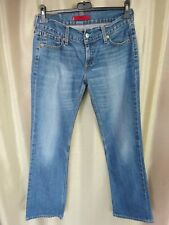 "Jeans Femme Levi's 557 ""EVE"" square cut straight vintage Taille W30 L34 FRA42"