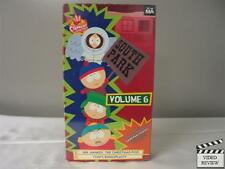 South Park Vol 6: Mr. Hankey the Christmas Poo & Tom's Rhinoplasty (VHS, 1997)