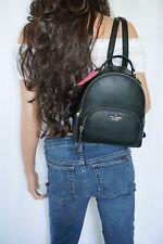 Kate Spade Jackson Medium Pebbled Leather Backpack Black Color