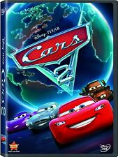 Cars 2 ***** (DVD, 2011) DVD NEW Kids, Family, Animation NOW SHIPPING !
