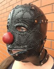 Deluxe Shawn Crahan Clown Maschera SLIPKNOT Shaun Lattice Costume Halloween Gimp