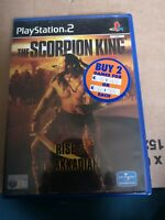 42353 The Scorpion King Rise Of The Akkadian - Sony PS2 Playstation 2 (2002) SLE