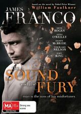 The Sound And The Fury (DVD) James Franco William Faulkner [Region 4] NEW/SEALED