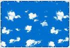 Customize Straight Edge Waterproof Sun Shade Sail UVBlocker Patio Pool Cover 24'