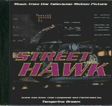 TANGERINE DREAM - STREETHAWK OST 1985 (ALTERNATE VERSION) RARE !