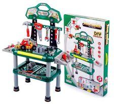 Werkstatt Werktisch  Werkzeug Kinder Werkzeugbank  Werkzeug Set 95 Teile