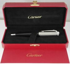Cartier Roadster Circular Grained Ballpoint Pen (MINT)
