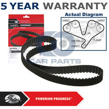 Gates Timing Cam Belt For Mitsubishi 3000GT FTO Galant GTO Sigma Cambelt 5353XS