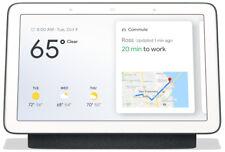 Google Home Hub con Google Assistant-Carbone-Smart Home assistente vocale