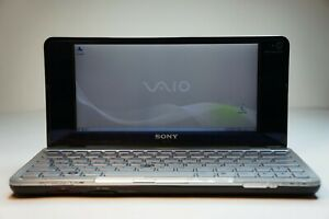 Sony Vaio P (VGN-P29VRN) Black (SSD Onboard) Pre Top Configuration!
