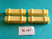 RPG/Rol/Modern/Apocalypse - Large Crates of Ammunition x4 - RL187
