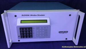 Wireline Simulator CONSULTRONICS DLS100A