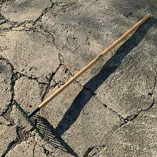 Hilka Pro Garden 12 Tooth Soil Rake - Ground, Landscaping