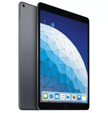 iPad Air (3rd Generation Latest) 64GB, Wi-Fi, 10.5in Space Gray(OPEN BOX)✅🌟‼️