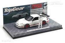 Porsche 911 (996) GT3 RS - Weiß / rot - Top Gear Power Laps - Minichamps 1:43 -