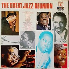 The Great Jazz Reunion (Duke Ellington,Sarah Vaughan...) Double (2) Vinyl LP 33T