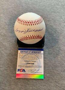 YANKEES PLAY-BY-PLAY RADIO- SUZYN WALDMAN SIGNED MLB BASEBALL PSA/DNA AI97706