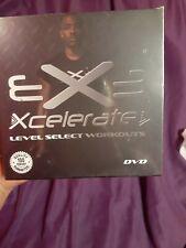 Ex3 Xcelerater Workout Dvds