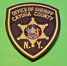 Autocollant Civil ORLEANS County New York SHERIFF DEPARTMENT badge