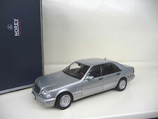 1:18 Norev Mercedes S600 silver W140 NEW FREE SHIPPING  WORLDWIDE