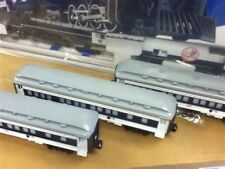 12000NY 3 New York Yankees Passenger Cars From Lionel Baseball Train Set