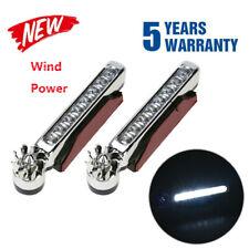 2*Wind Power 8 LED Car Daytime Running Light Fog Light DRL Driving Lights White