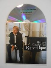 RICHARD CLAYDERMAN : ROMANTIQUE ♦ CD ALBUM PORT GRATUIT ♦