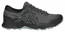 Asics GEL-SONOMA 4 Negro/Gris Piedra Hombre Trail Running Shoes Trainers