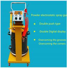 Electrostatic Spray Powder Coating System Machine Spraying Gun Paint System M