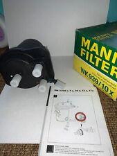 Mann Fuel-Filter for Wk 939/10 x Renault Megane II BM0/1_ CM0/1_ 1.5 DCI