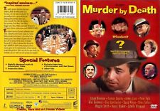 Murder by Death ~ New DVD ~ Peter Falk, Alec Guiness (1976)