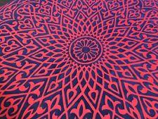 Oriental Table Cloth Velvet Embossed Ramadan Decor Belly Dance Egypt