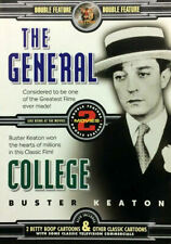 The General / College (Dvd, 2001) Double Feature - Disc Only