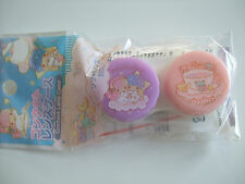 Sanrio Little Twin Stars Kawaii Contact Lens Case/KIKI & LALA/Type B