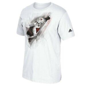 "North America World Cup of Hockey NHL ""Goal Celebration"" Photo White T-Shirt"