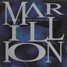 "Marillion Cover My Eyes (Pain And Heaven) UK 45 7"" sgl +Pic Slv +How Can It Hurt"